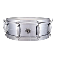 "Gretsch USA Brooklyn Chrome over Brass 14""x5"""