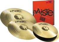 "Paiste 101 Brass Set 14"", 16"", 20"""