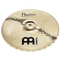 Meinl Byzance Briliant Heavy Hammered Hi-Hat 14""