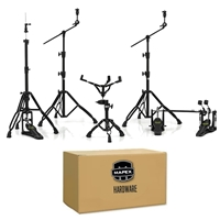 Mapex Armory Hardware Set HP8005EB + Twin Czarny
