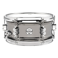 "PDP Concept Metal Black Nickel over Steel 12""x6"""