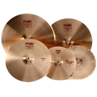 Paiste 2002 Big Sound Promo Set