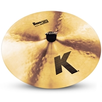 Zildjian K Dark Crash Thin 16""