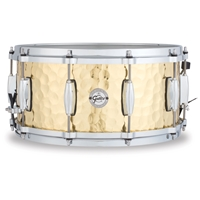 "Gretsch Full Range Hammered Brass Mosiądz 14""x6.5"""