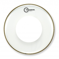Aquarian Super-2 Clear Power Dot 12""
