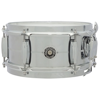 "Gretsch USA Brooklyn Chrome over Steel 10""x5"""