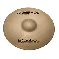 Istanbul Agop MS-X Ride 20""