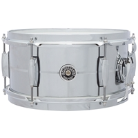 "Gretsch USA Brooklyn Chrome over Steel 12""x6"""