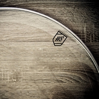 WS Drumheads Selective Bass 24
