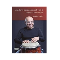 Hakim Ludin - Playing Modern Congas