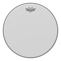 Remo Ambassador  Coated 15''