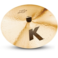 Zildjian K Custom Dark Crash 17""