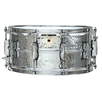 "Ludwig Supraphonic Hammered 14""x6,5"" LM402K"