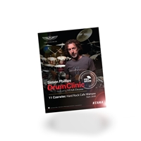 Bilety Simon Phillips Drum Clinic 2017