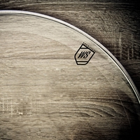 WS Drumheads Selective Bass 22