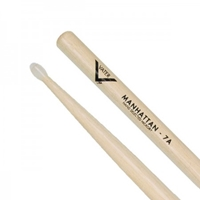 Vater American Hickory 7A Manhattan Nylon Tip
