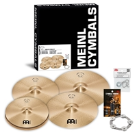 Meinl Pure Alloy Complete Set 14,16,18,20""
