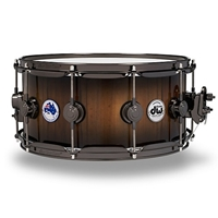 "DW Ltd. Edition Pure Tasmanian Werbel 14""x6,5"""