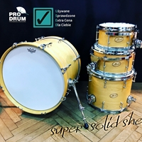 Maelo Drums New York City USA 20,10,12,14