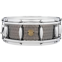 "Gretsch Full Range Hammered Steel Stal 14""x5"""