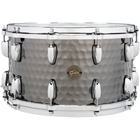 "Gretsch Full Range Hammered Steel Stal 14""x8"""