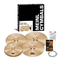 Meinl Pure Alloy Complete Set 15,18,20,22""