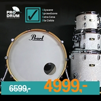 Pearl Wood Fiberglass 24,12,13,16 Big Rock Set