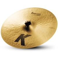 Zildjian K Dark Crash Thin 15""